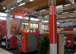 Messestand-Freistand